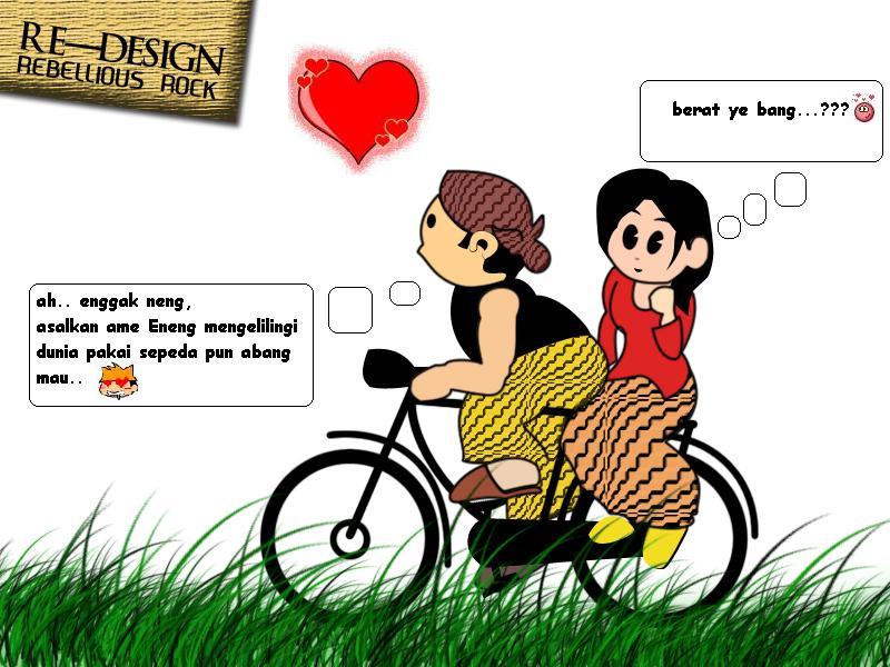Gambar Kartun Lucu Bahasa Jawa